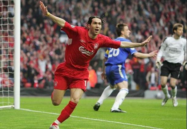 Eks Pemain Liverpool Sangat Yakin Dengan Liverpool