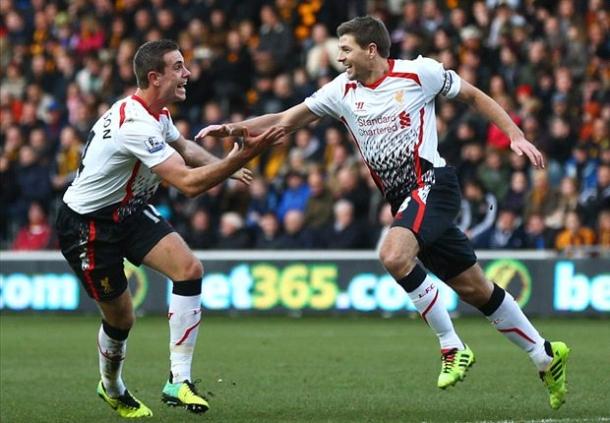 Pelatih Liverpool Senang Dengan Perkembangan Henderson