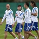 Zabaleta Dukung Messi Untuk Dapat Mencetak Gol Kemenangan