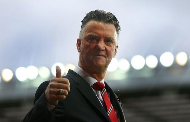 Hancurkan Liverpool Louis Van Gaal Sangat Senang