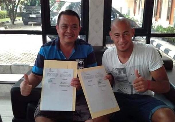 Sriwijaya FC Tak Inginkan Datangkan Penyerang Asing Di Indonesia