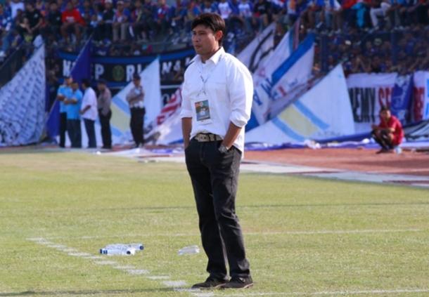 Diego Gama Tak Akan Terfokus Pada Top Skor