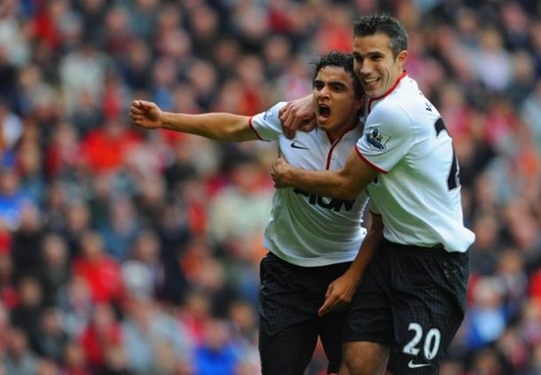 Rafael Da Silva Inginkan Sekali Lagi Robek Gawang Liverpool