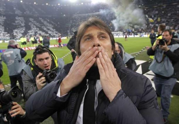 Conte Yakin Juventus Akan Meraih Troffi Champions