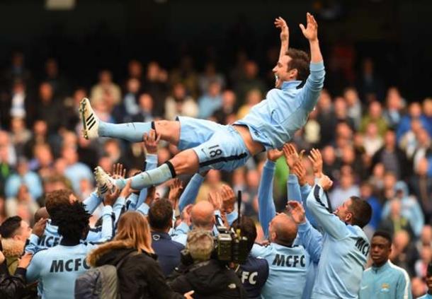 Lampard : Benitez Pengagum Berat Sterling