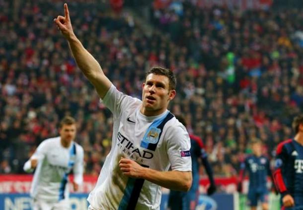 Milner Mendapatkan Hadangan Di Liverpool