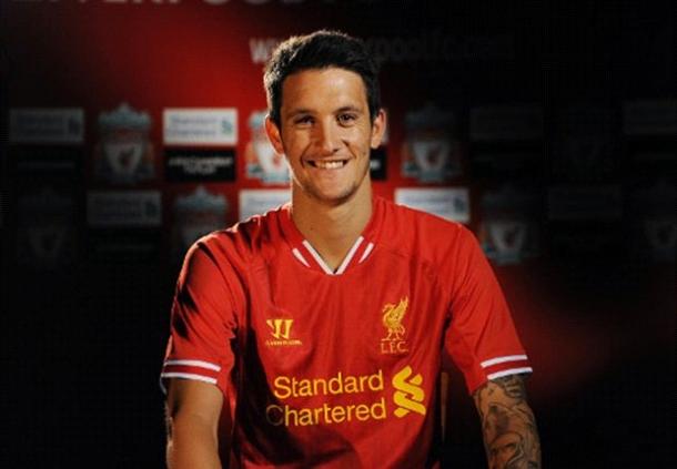 Liverpool Melepas Alberto Musim Depan