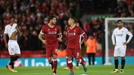 Firminho Gagal Mengekskusi Penalti Saat Liverpool Jumpa Sevilla