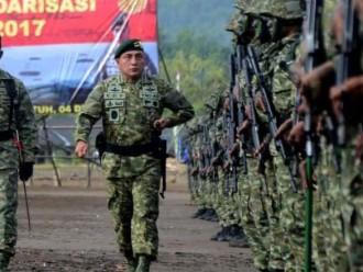 Partai Banyak Yang Akan Pinang Panglima TNI Marsekal Hadi Tjahjanto