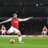 Assist Henrikh Mkhitaryan Faktor Kemenangan Arsenal