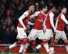 Henrikh Mkhitaryan Serta Pierre-Emerick Aubameyang Bikin Arsenal Menang