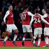 Arsene Wenger Tampak Bahagia Dengan Kemenangan Tim