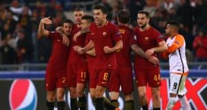 Roma Berhasil Lolos Dengan Score Tipis